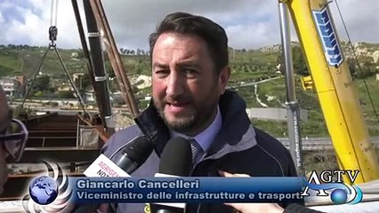 "Ponte Petrusa, Cacelleri ""pronto prima dell'estate"" News Agrigentotv"