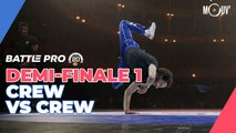 Battle Pro France 2020 -  Demi-finale crew 1 : Tie Break vs Last Squad