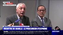 """Mort de Vanille: pour le procureur de la République d'Angers, """"aucun signe ne nous permettait de penser que ce passage a l'acte était envisagé par la maman"""""""