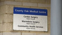 Brighton surgery closes after coronavirus infection