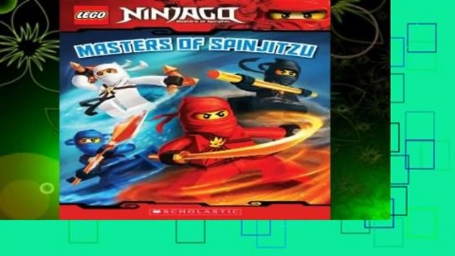 Full E-book  Masters of Spinjitzu (Lego Ninjago: Masters of Spinjitzu)  Review