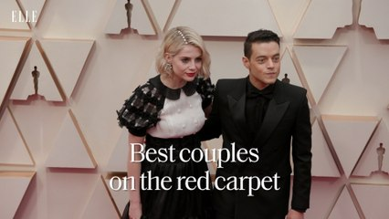 Best couples on the Oscars 2020 red carpet
