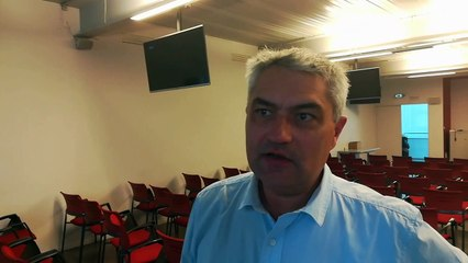 Le bâtonnier des avocats du barreau de Nantes s'exprime après l'assemblée générale