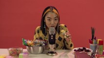 Rina Sawayama Does ASMR with Japanese Candy, Shares Process Behind Her Music
