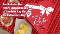 Red Lobster Gets In On Valentine's Day