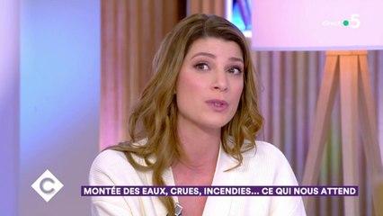 La tempête Ciara déferle sur la France - C à Vous - 10/02/2020