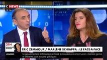 """Zemmour Vs Schiappa : """"La République ce n'est pas McDonnald, on s'assimile, on ne vient pas comme on est"""""""