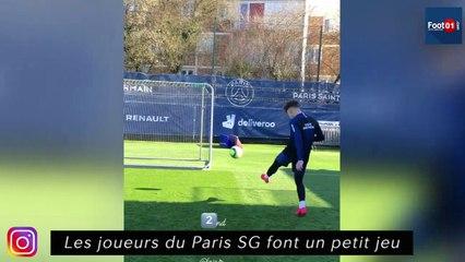 WTF : Neymar se fait draguer, Memphis continue ses incroyables progrès, la vie de rêve de Cabella