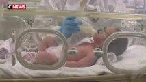 Coronavirus : des bébés malades sont sous haute-surveillance