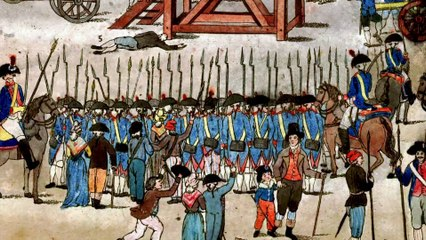 What It Was Like To Watch A Public Beheading By Guillotine