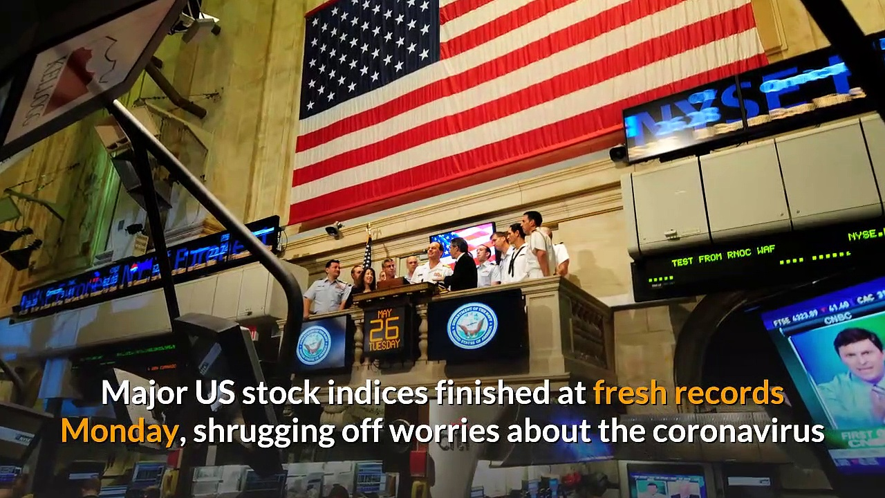 Coronavirus fears continue to pressure global stock exchanges