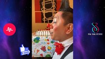 The clown eats cakes very funny - Best Amazing Funny Challenge - Tik Tok US UK