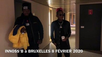 Innoss'B - Live @ Bruxelles - 8 février 2020