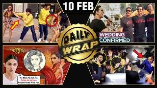 Kartik & Sara's Prank, Deepika On Mahabharat, Akshay & Ajay At Mumbai Police Marathon   Top 10 News