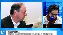 """""""Les travaux sur le vaccin sont encore à une étape très préliminaire"""", explique le professeur Bruno Lina sur le coronavirus"""