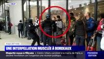 La police se défend après la diffusion d'une vidéo montrant une interpellation musclée samedi à Bordeaux