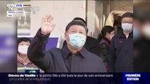 Coronavirus: le président chinois apparaît pour la première fois avec un masque alors que le bilan dépasse les 1000 morts