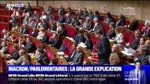 Emmanuel Macron reçoit ce mardi les députés LaRem pour tenter de les rassurer