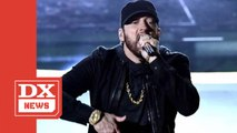 Eminem Shows Up '18 Years' Late To Perform 'Lose Yourself' At 2020 Oscars