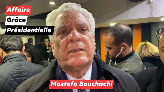 Me Mostefa Bouchachi commente les dernières mesures de grâce présidentielle