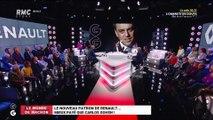 Le monde de Macron : Le nouveau patron de Renault mieux payer que Carlos Ghosn ! - 11/02