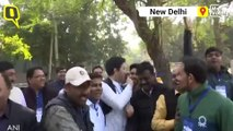 AAP's Raghav Chadha Leads in Rajinder Nagar