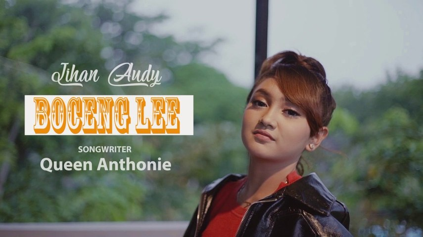 Jihan Audy  - Boceng Lee  ( Official Music Video )