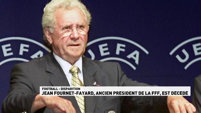 Décès de Jean Fournet-Fayard, ancien président de la FFF