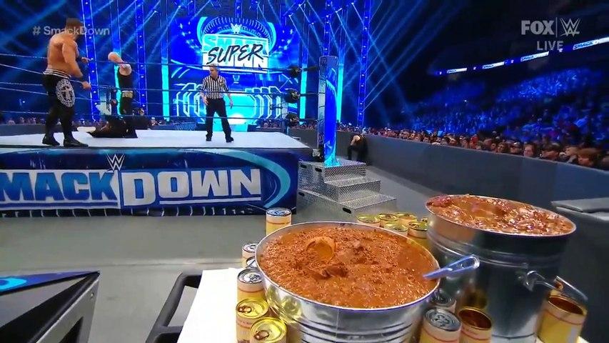 Resultado de imagen de dog food match smackdown
