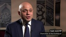 Sajid Javid: Government will invest in local infrastructure