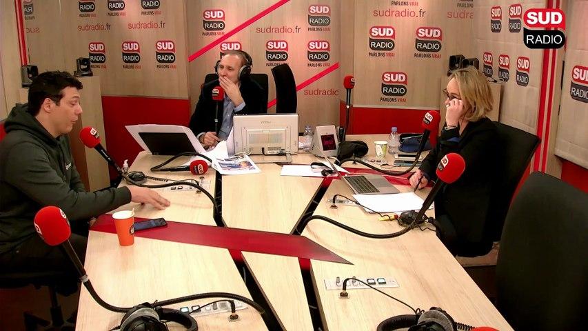 Taïg Khris, du saut de la Tour Eiffel au grand saut de l'entrepreneuriat