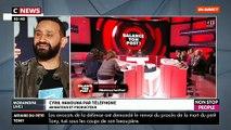 """EXCLU - Cyril Hanouna dans """"Morandini Live"""" ferme la porte """"pour l'instant"""" à sa candidature à la Présidentielle en 2022 face à Emmanuel Macron et Marine Le Pen"""