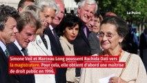 Le portrait de Rachida Dati, tête de liste LR à Paris