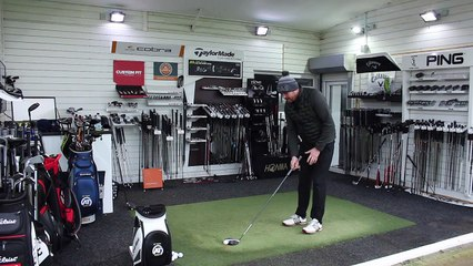 TaylorMade SIM and SIM Max Driver Review by Alastair Taylor, Lytham Golf Academy