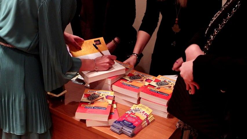 Παρουσίαση δύο βιβλίων από την Αλέκα Ζωγράφου