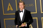 Brad Pitt 'put real work' into his award show speeches