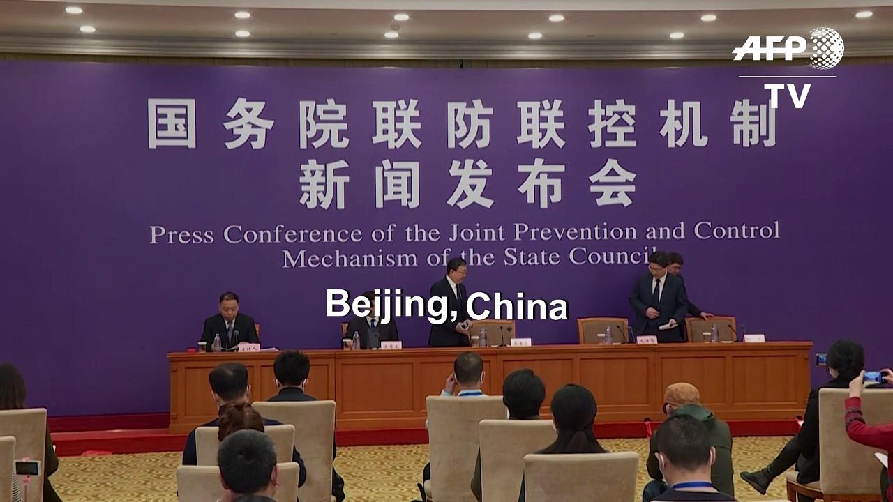 Coronavirus: China death toll passes 1,000