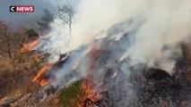 Incendies, tornades...les vents violents de la tempête Ciara appellent à la vigilance