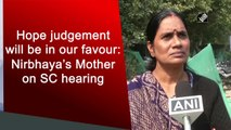 Hope judgement will be in our favour: Nirbhaya's Mother on SC hearing