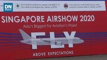 Despite coronavirus fears, Singapore Airshow to continue | Defense News Minute, Feb. 10, 2020