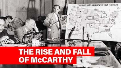 This Week in History: McCarthyism and the Red Scare