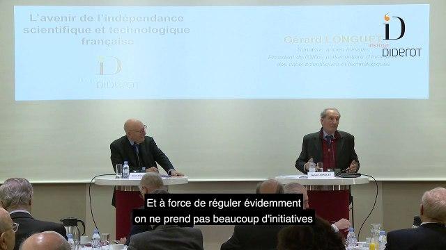 L'avenir de l'indépendance scientifique et technologique française 2/3