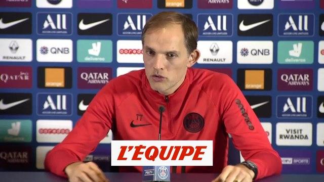 Tuchel «Dijon, ce sera physique» - Foot - Coupe - PSG