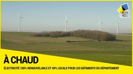 Le Département de Meurthe-et-Moselle choisit une électricité 100 % renouvelable et 50 % locale pour ses bâtiments