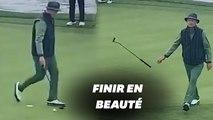 Bill Murray a une façon bien à lui de jouer du golf