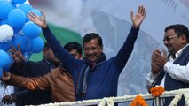 Delhi chooses Arvind Kejriwal's Aam Aadmi Party for next 5 years
