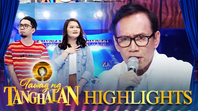 Rey gives a hugot advice to madlang people | It's Showtime Mini Miss U