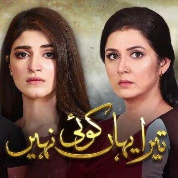 Tera Yahan Koi Nahin - Episode 14 - HUM TV Drama - 11 February 2020