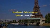 Municipales à Paris : le concours Lépine des propositions