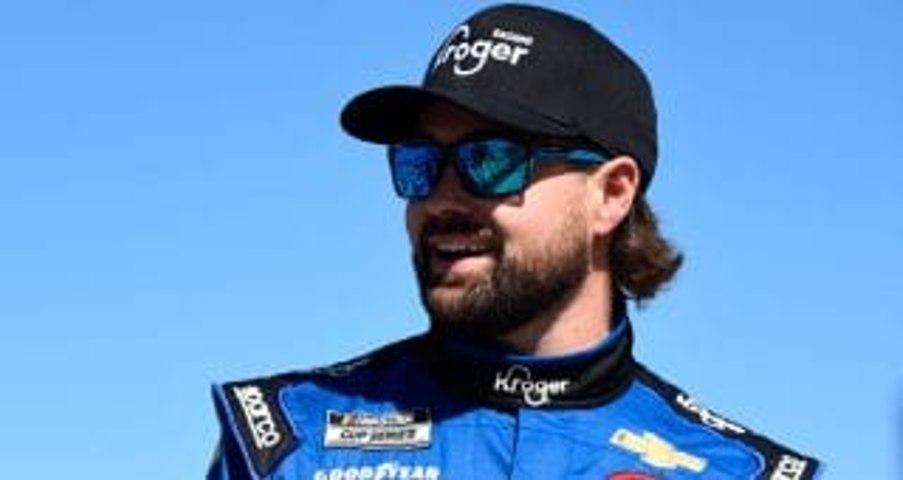 Did Ricky Stenhouse Jr.'s hair help him win Daytona pole?